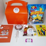 Wedding Activity Box Contents
