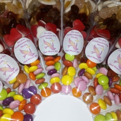 Confirmation Candy Cone Bags