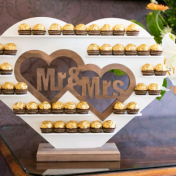 Mr and Mrs Ferrero Stand