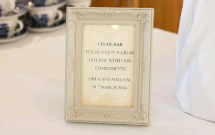 Cigar Cart
