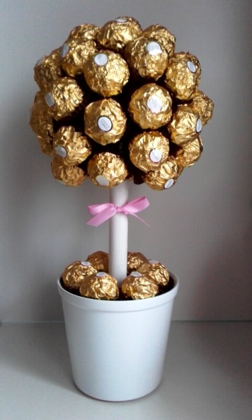 Potted Sweet Tree