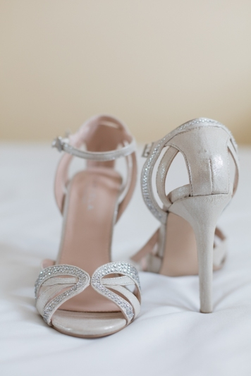 Our Wedding - Brides Wedding Shoes