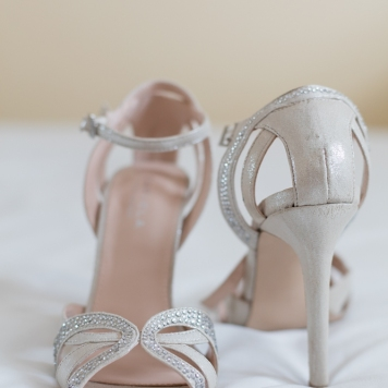 Our Wedding - Brides Wedding Shoes