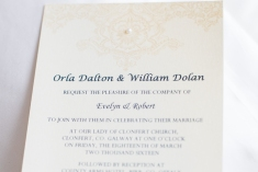 Our Wedding - Wedding Invitation