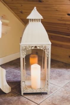 Our Wedding - Lantern