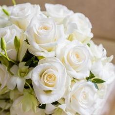 Our Wedding - Brides Bouquet