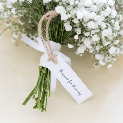 Our Wedding - Bouquet for throwing