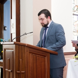 Our Wedding - Andy, Prayers of the Faithful