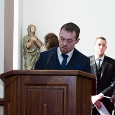 Our Wedding - Chris, Prayers of the Faithful