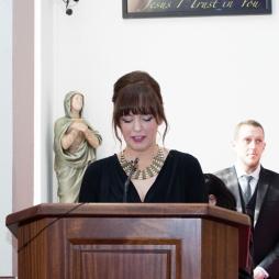 Our Wedding - Natasha, Prayers of the Faithful