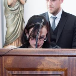 Our Wedding - Edith, Prayers of the Faithful