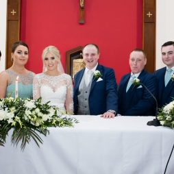 Our Wedding - Bridal Party