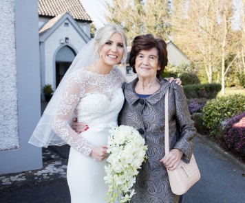 Our Wedding - Orla and Myra