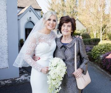 Our Wedding - Orla and Myra