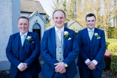 Our Wedding - Groom and Groomsmen