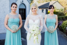 Our Wedding - Bride and Bridesmaids
