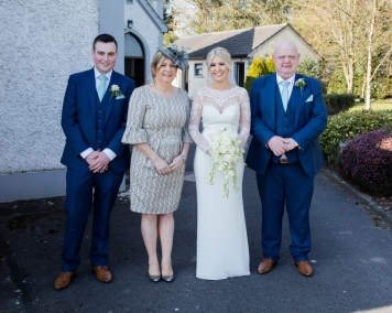 Our Wedding - Dalton Family