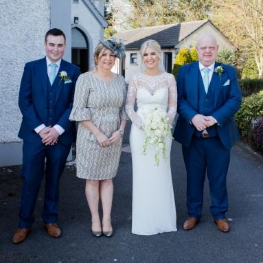 Our Wedding - Dalton Family