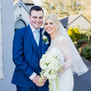 Our Wedding - Orla and Robert