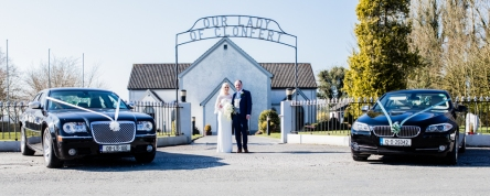 Our Wedding - Our Lady of Clonfert
