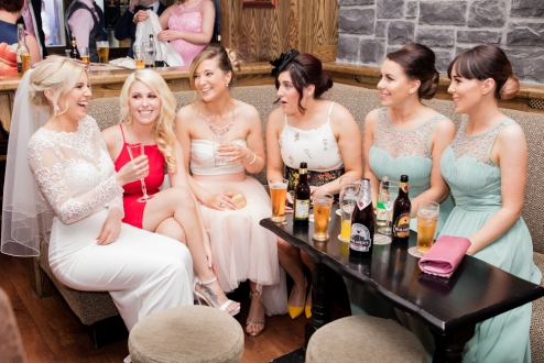 Our Wedding - Orla, Nicole, Elaine, Claire, Roisin and Rachel