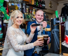 Our Wedding - Guiness