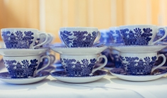Our Wedding - Fine China