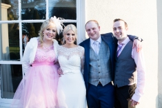 Our Wedding - Nicole, Orla, William and Kane