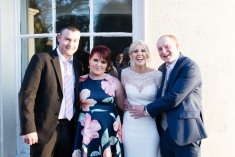 Our Wedding - Darren, Chloe, Orla and William
