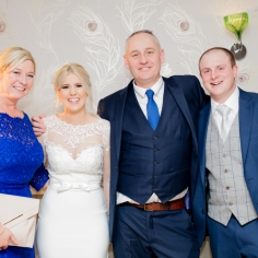 Our Wedding - Yvonne, Orla, Seamus and William