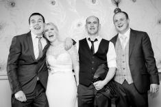 Our Wedding - Wayne, Orla, Gary and William