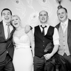 Our Wedding - Wayne, Orla, Gary and William
