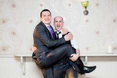 Our Wedding - Wayne and Gary