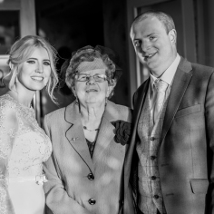 Our Wedding - Orla, Theresa and William