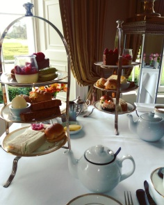 Castlemartyr Resort - Afternoon Tea