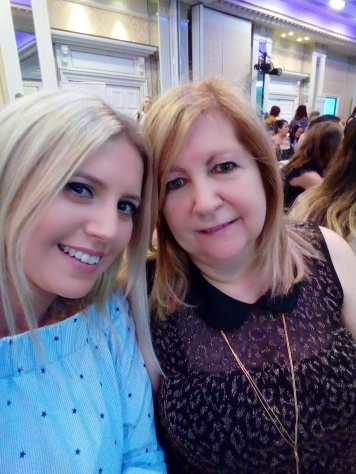 Mam and I