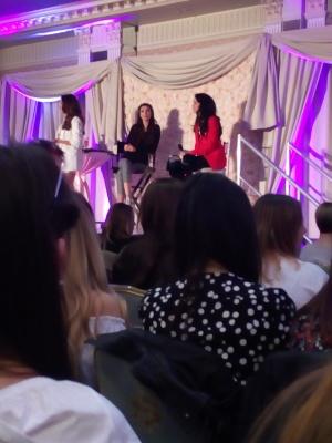 Michelle, Suzanne and Carla