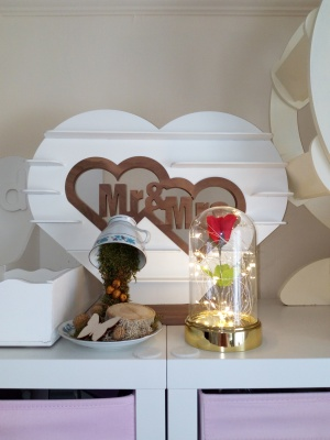 Mr & Mrs Ferrero Rocher Stand and Props