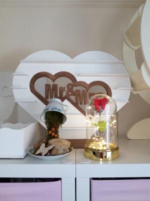 Mr & Mrs Ferrero Rocher Stand and Props