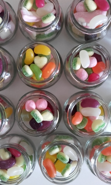 Candy Jar Favours