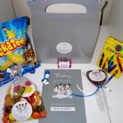 Silver Activity Box