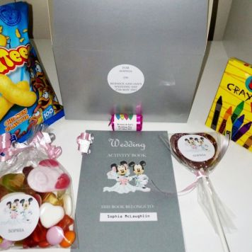 Wedding Activity Boxes