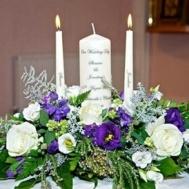 Shauna & Jonathan's Wedding Unity Set