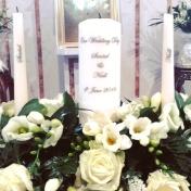 Sinead & Niall's Wedding Unity Set