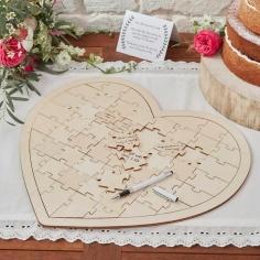 Love Heart Jigsaw