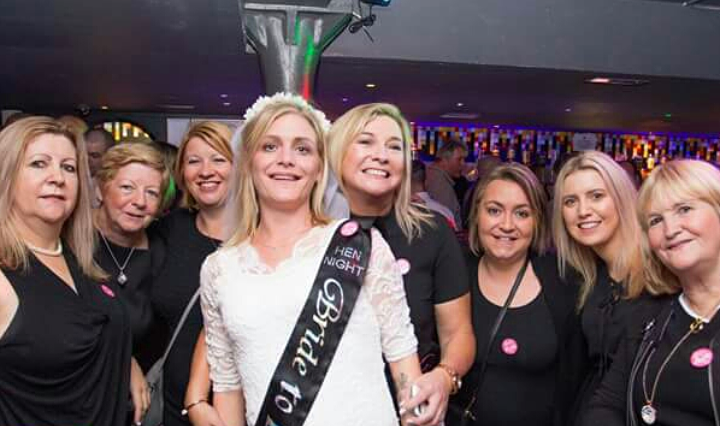 Glasgow – Denise's Hen Party